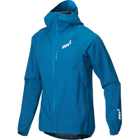 inov-8 Stormshell FZ Waterproof Jacket Men, blue